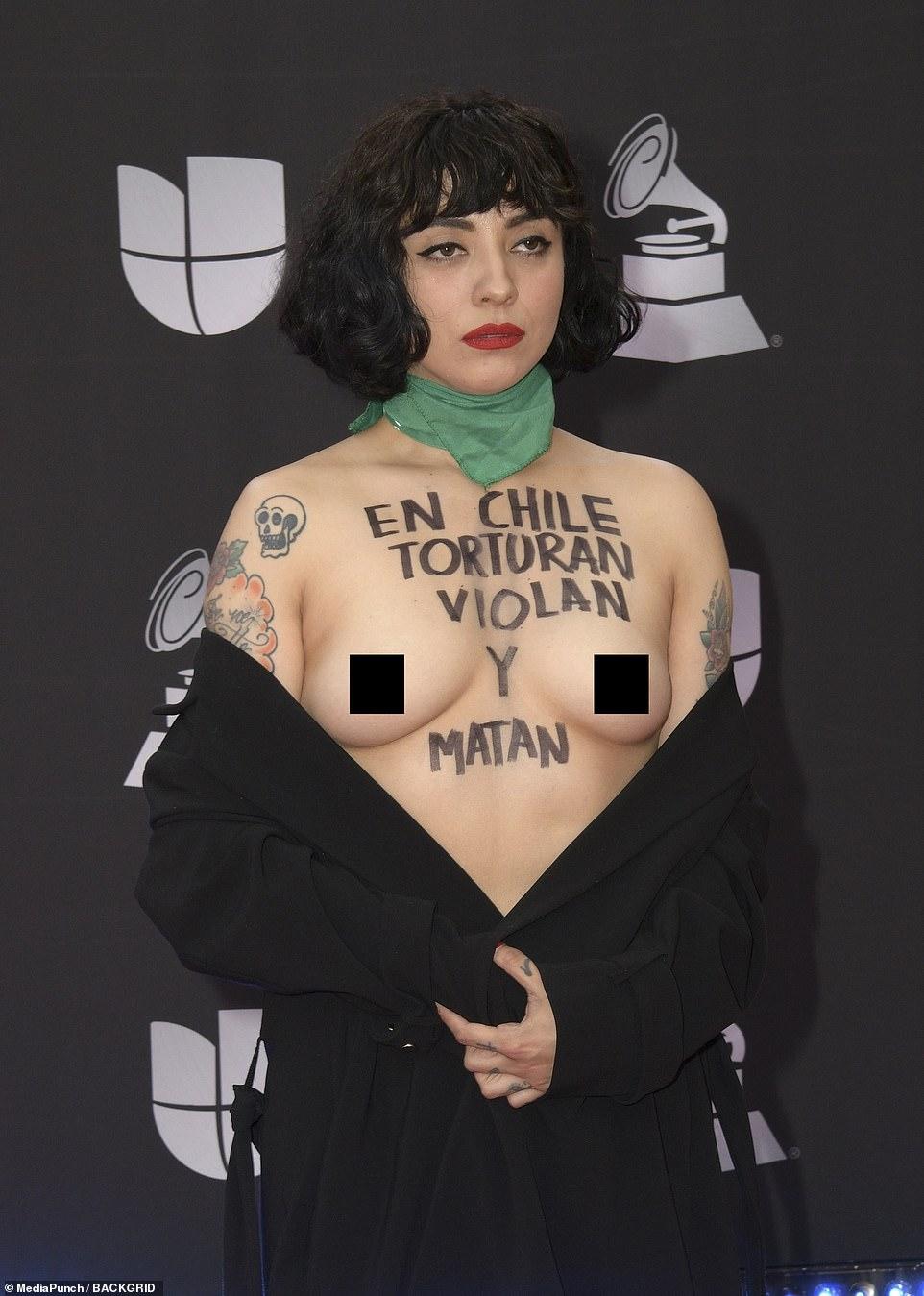 My Body, My Protest: After MonLaferte